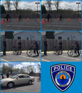 Bike Patrol Training 2016