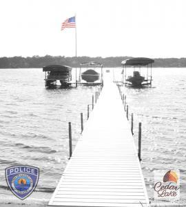 Marine Unit - Boat Patrol