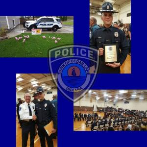 Officer Miller Academy Graduation 2016